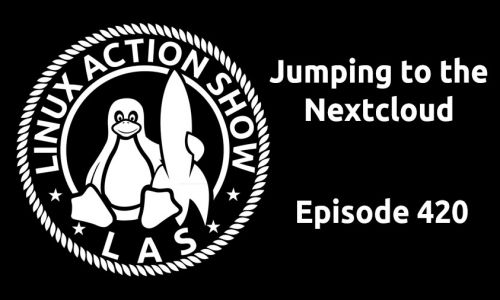 Jumping to the Nextcloud | LAS 420