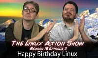 Happy Birthday Linux | LAS | s18e03