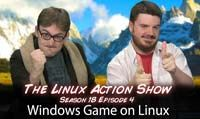 Windows Game on Linux | LAS | s18e04