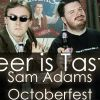 Beer is Tasty: Sam Adams Octoberfest