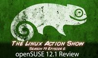 openSUSE 12.1 Review