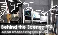 Behind The Scenes of our HD Studio Part 4