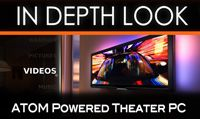ATOM Powered Theater PC | In Depth Look