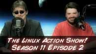 The Linux Action Show! Season 11 Episode 2