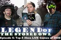 Top 5 Xbox Live Games of 09 | LOTSO 5