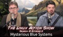 Mysterious Blue Systems | LAS | s21e05