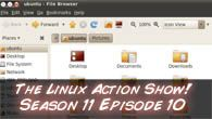 Ubuntu 10.04 Review | Linux Action Show! s11e10