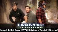 Red Dead, SKATE 3 & Prince of Persia FS Reviews! | LOTSO 8