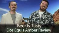 Dos Equis Amber Review | Beer is Tasty