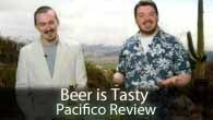 Pacifico Review + How to Make a Long Island Iced Tea!