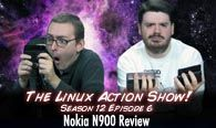 Nokia N900 Review | Linux Action Show! s12e06