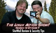 ShotWell Review & Security Tips  | The Linux Action Show! s12e07