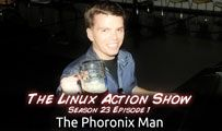 The Phoronix Man | LAS | s23e01