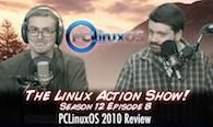 PCLinuxOS 2010 Review | The Linux Action Show! s12e08