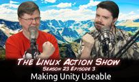 Making Unity Useable | LAS | s23e03