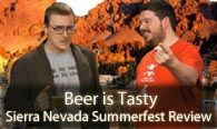 Sierra Nevada Summerfest Review | Beer is Tasty