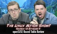 openSUSE 11.3 Review | The Linux Action Show! s12e09