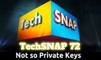 Not so Private Keys | TechSNAP 72