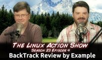 BackTrack Review by Example | LAS | s23e04