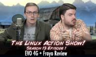 EVO 4G + Froyo Review | The Linux Action Show! | s13e01