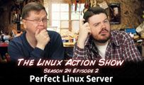 Perfect Linux Server | LAS | s24e02