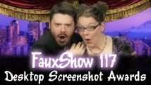 Desktop Screenshot Awards | FauxShow 117