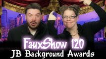 JB Background Awards | FauxShow 120