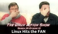 Linux Hits the FAN | LAS | s24e10
