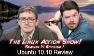 Ubuntu 10.10 Review | LAS | s14e01