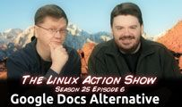 Google Docs Alternative | LAS | s25e06