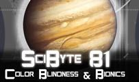 Color Blindness & Bionics | SciByte 81