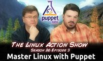 Master Linux with Puppet | LAS | s26e03
