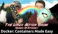 Docker: Containers Made Easy | LAS s27e01