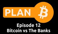 Bitcoin vs The Banks | Plan B 12