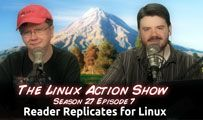 Reader Replacements for Linux | LAS s27e07
