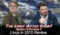 Linux in 2010 Review | LAS | s14e09