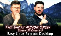 Easy Linux Remote Desktop | LAS s28e03