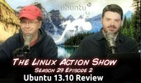 Ubuntu 13.10 Review | LAS s29e02