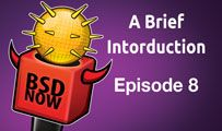 A Brief Intorduction | BSD Now 8