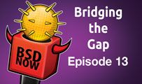 Bridging the Gap | BSD Now 13