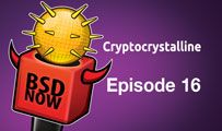 Cryptocrystalline | BSD Now 16