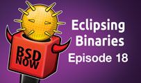 Eclipsing Binaries | BSD Now 18