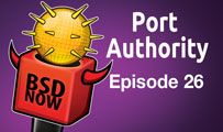 Port Authority | BSD Now 26