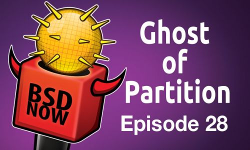 Ghost of Partition | BSD 28