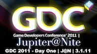 GDC 2011 – Day One | J@N | 3.1.11