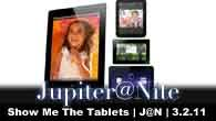 Show Me The Tablets | J@N | 3.2.11
