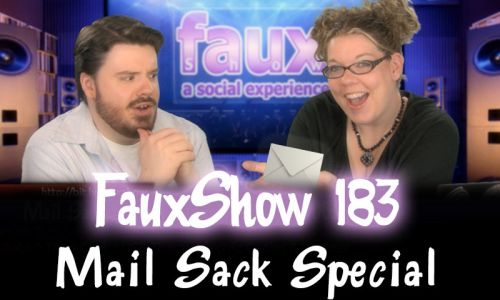 Mail Sack Special | FauxShow 183