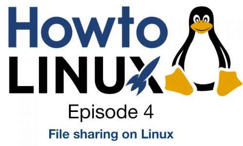 File sharing on Linux | HowTo Linux 4
