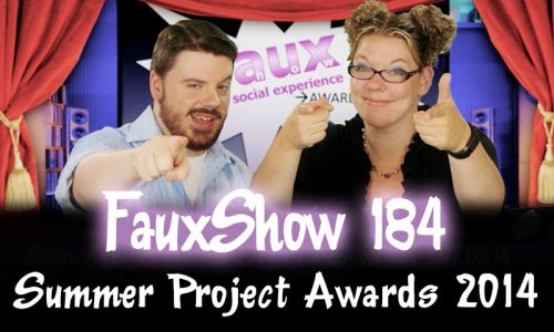 Summer Project Awards 2014 | FauxShow 184