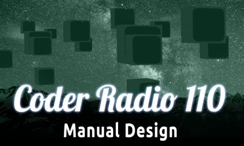 Manual Design | CR 110